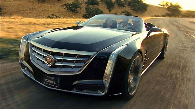 Cadillac Ciel Price >> Sports Car Cadillac Ciel Concept Review Price And Spec
