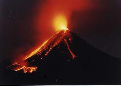 ¿Porqué los volcanes se reactivan?