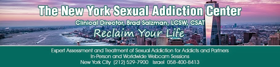 Brad Salzman, LCSW, CSAT - Online Worldwide Sexual Addiction Treatment