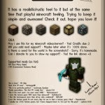 OzoCraft OzoCraft Resource Pack 1.7.5/1.7.4 Minecraft indir