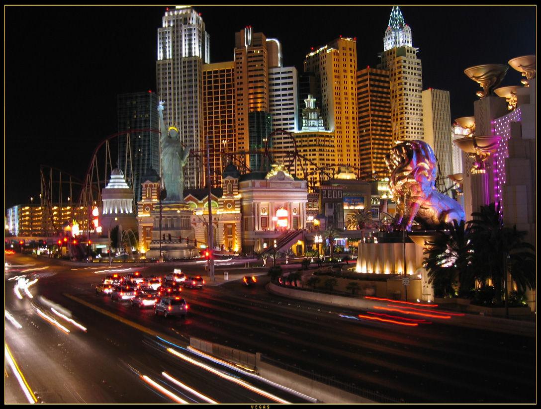 Vegas Night Beat