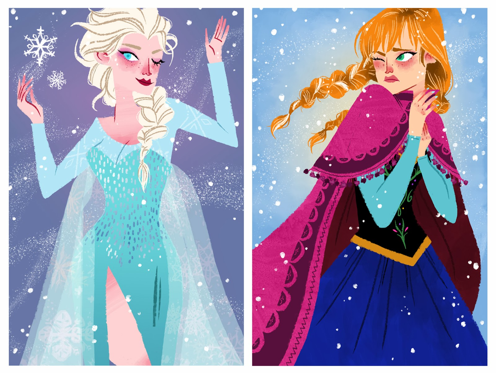 how to draw baby disney princesses