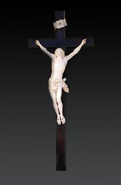 Cristo expirante Francia S.XVIII