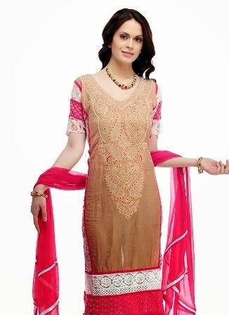 Long frocks pakistani dresses mehndi designs for Girls suit design