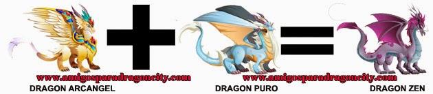 como hacer el dragon zen de dragon city formula 2