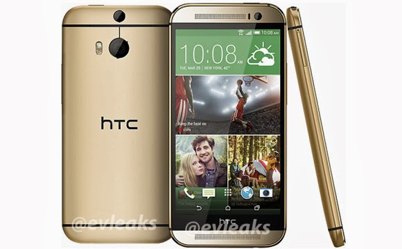 First official HTC M8 picture surfaces