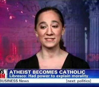 Leah Libresco fica católica e desconcerta as esquerdas