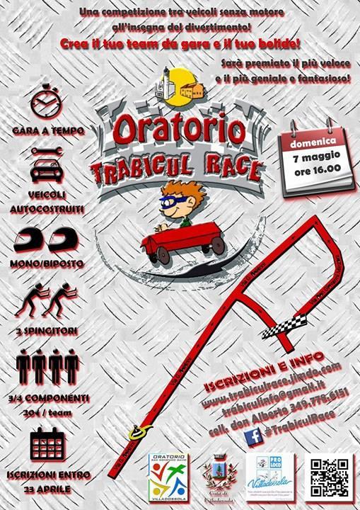 Tabicul race - Festa Oratorio Villadossola