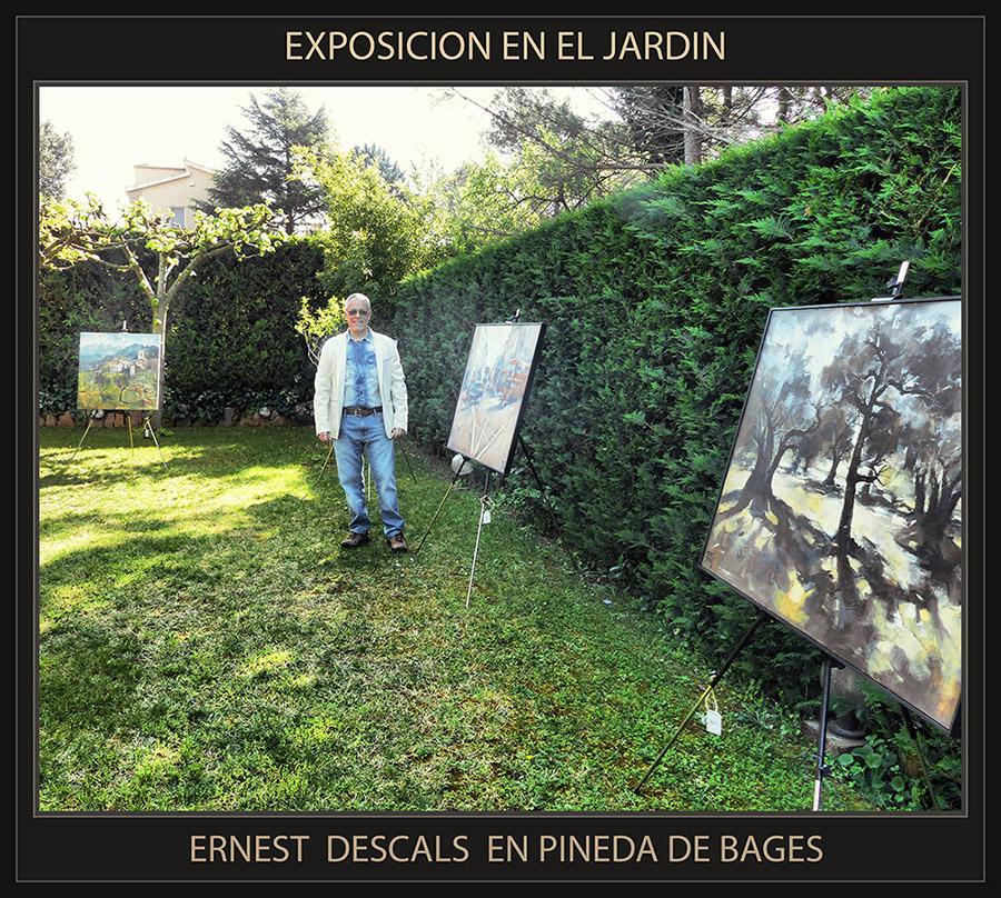 Pintura cuadros fotos ernest descals ultimas exposiciones - Pintur sant fruitos ...