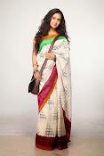 Avika Gor Glamorous photos in saree-thumbnail-7