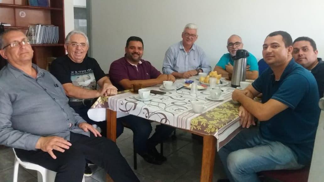 COMUNHÃO E PLANEJAMENTO