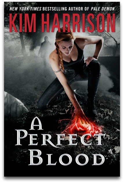 Cover Reveal: A Perfect Blood by Kim Harrison