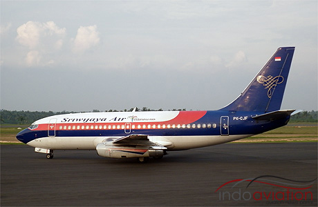 Sriwijaya Air 737-200
