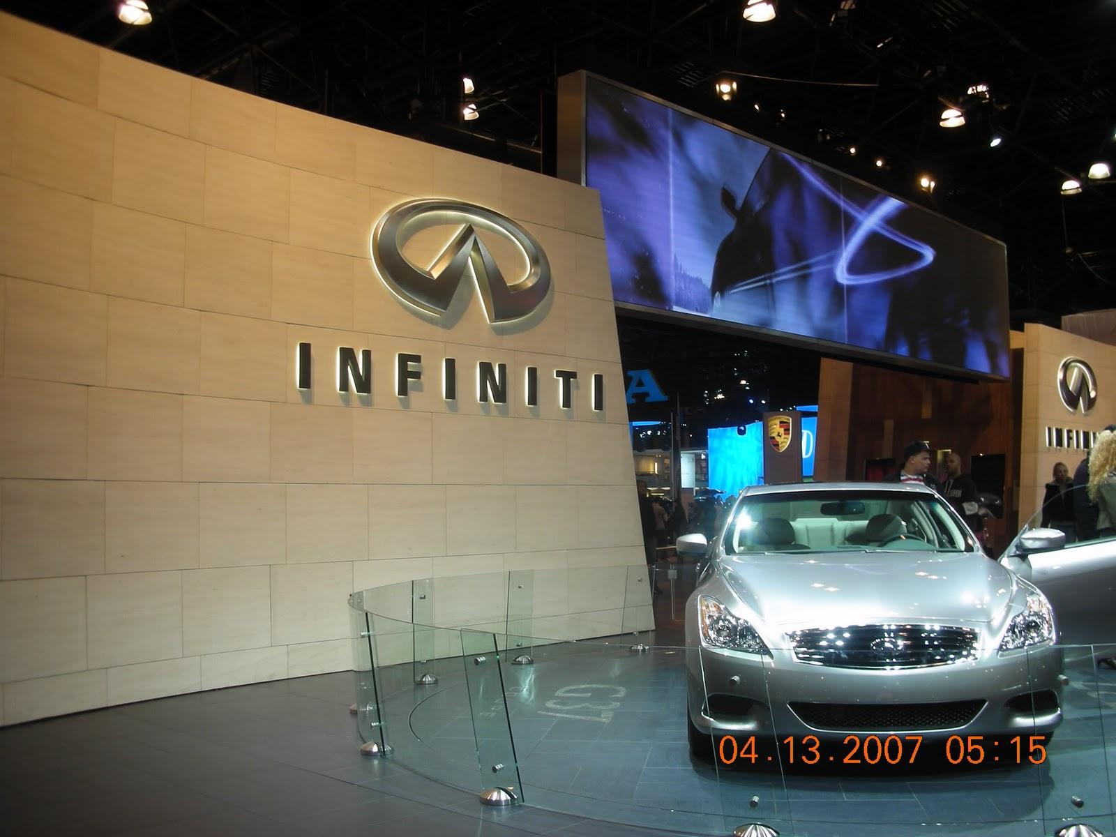 Infiniti Log Logos Trendy