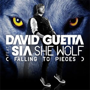 David Guetta - She Wolf (Falling To Pieces) ft. Sia cover lyrics