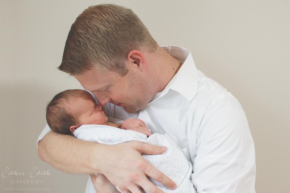 Massachusetts Newborn Lifestyle Photography