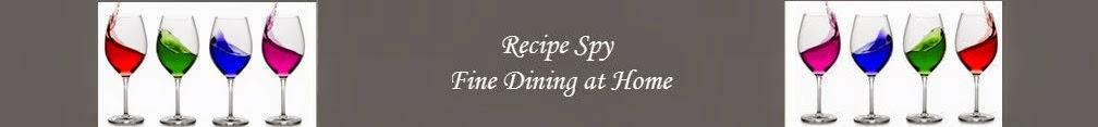 Recipe Spy