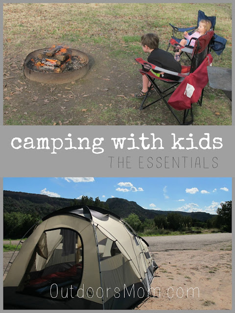 Camping With Kids: The Essentials