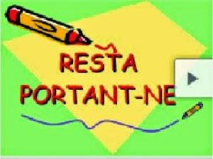 http://es.slideshare.net/VEAA/conte-de-la-resta-portant-ne