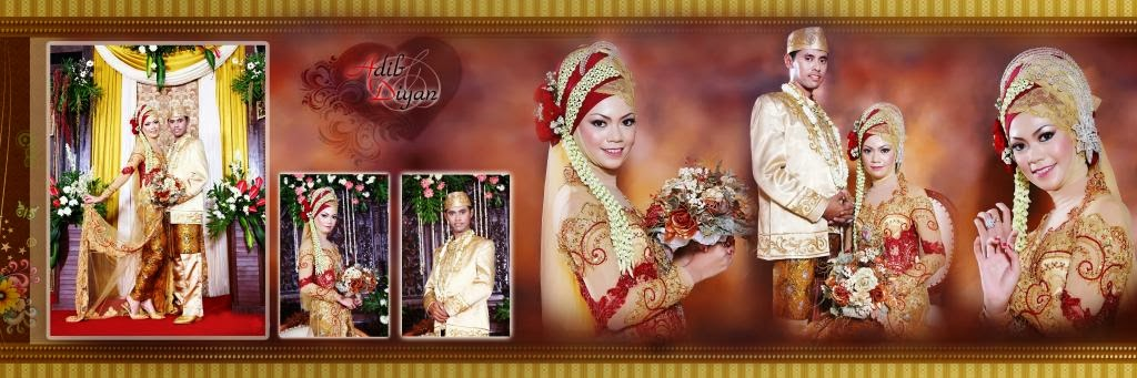 The Rotal Wedding Adib & Diyan