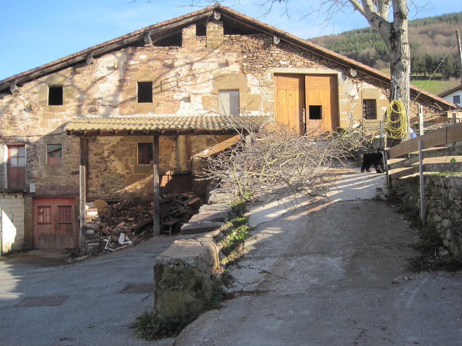 Blog de intercambio entre las escuelas de berastegi y de Como eran las casas griegas