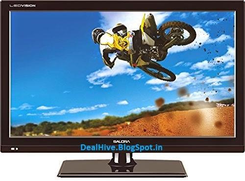 Salora SLV-1601 40 cm (16 inches) HD Ready LED TV