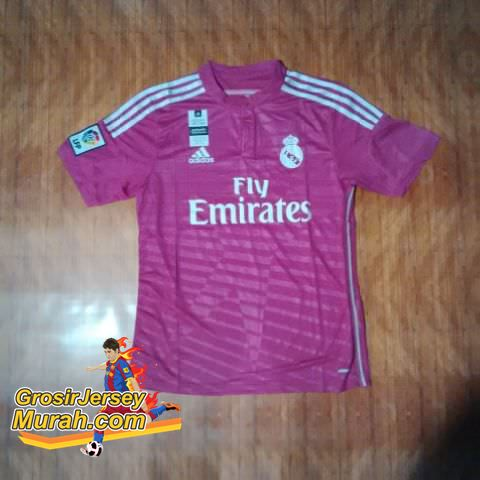 Jual Jersey Real Madrid Home Away