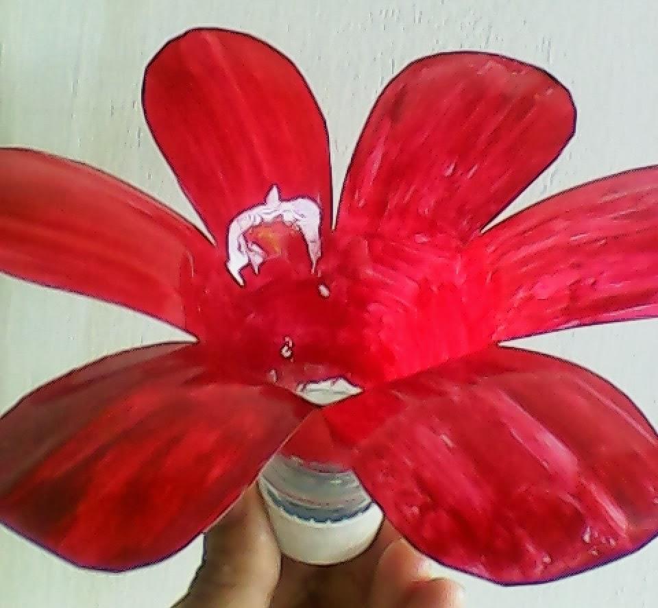 Educando en la excelencia flores de plastico for Plantas decorativas de plastico