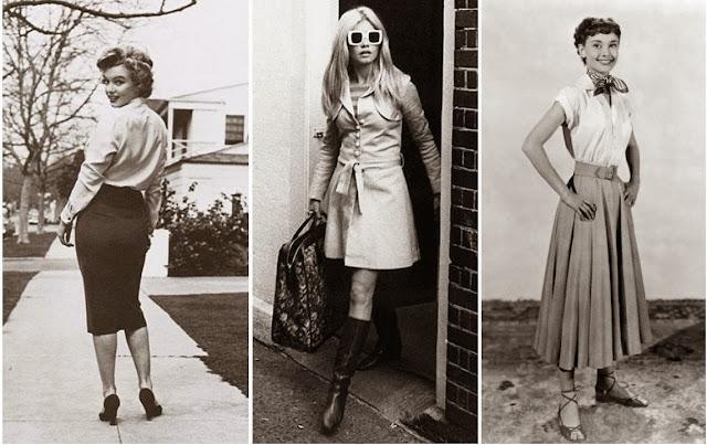 Historia mody: lata 50
