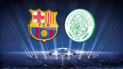 Highlights Champions League Barcelona VS Celtic