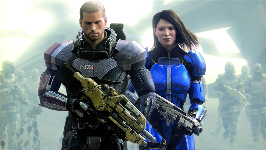 Mass Effect HD & Widescreen Wallpaper 0.729851229646958