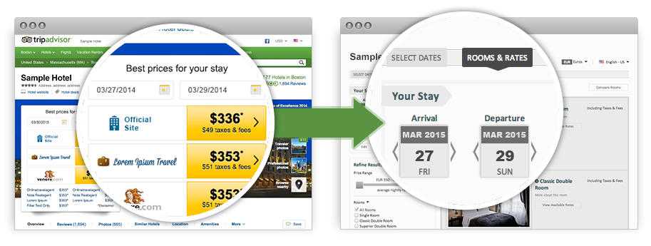 Is TripAdvisor turning into an OTA with its Instant Booking Model?