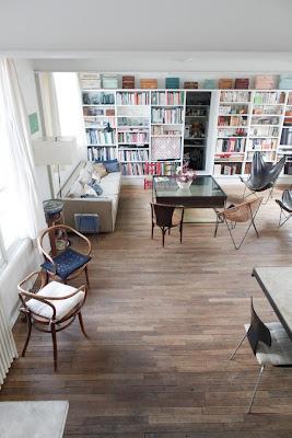 A casa di Cécile e Nicolas