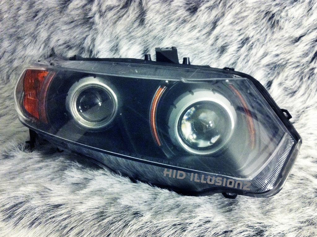 hid illusionz honda civic si s2000 mdx combo dual. Black Bedroom Furniture Sets. Home Design Ideas