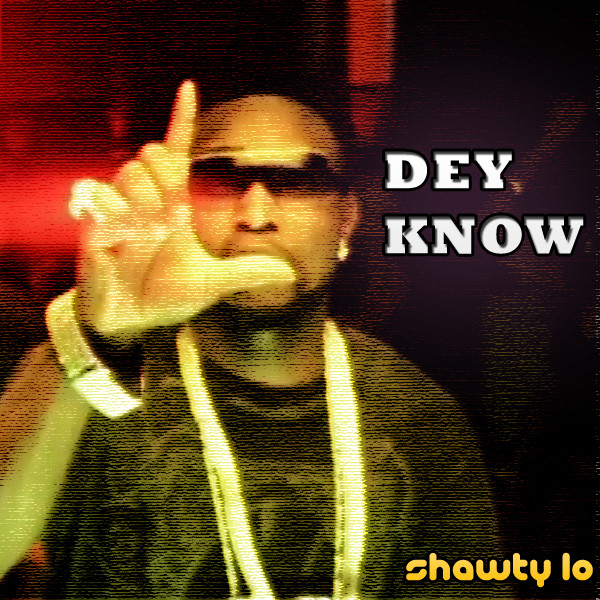 Shawty Lo - Dey Know (Remix) [feat. Ludacris, Young Jeezy, Plies & Lil Wayne] - Single Cover