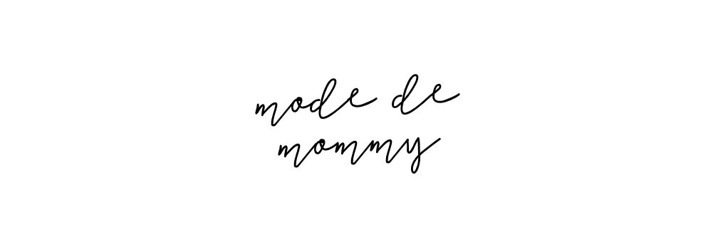 Mode de Mommy