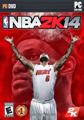 Cover Of NBA 2K14 Full Latest Version PC Game Free Download Mediafire Links At Downloadingzoo.Com