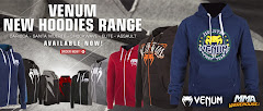 Venum New Hoodies