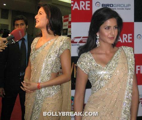 Delhi Premiere of Race -  Katrina Kaif Best Looks - Different Dresses