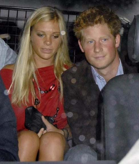 prince harry and chelsy davy 2011. Finding Chelsy Davy nude/naked
