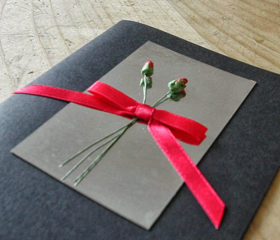 Modern Wedding Invitations: Homemade Wedding Invitation Kits