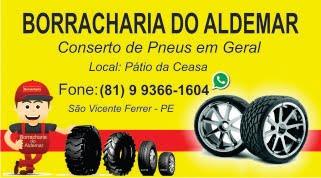 BORRACHARIA DO ALDEMAR