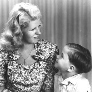 Margaret Kelly ne vous ferait-elle pas peur si vous étiez à la place de son fils?...