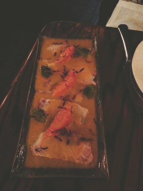 ceviche king fish