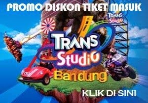 tiket masuk trans studio bandung