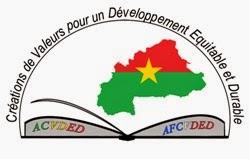 Association Française de Créations de Valeurs  pour un Développement equitable et Durable  AFCVDED