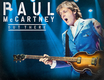 Paul McCartney: Novas datas da Out There, lançamento download gratuito de remaster e capa de revista no Reino Unido