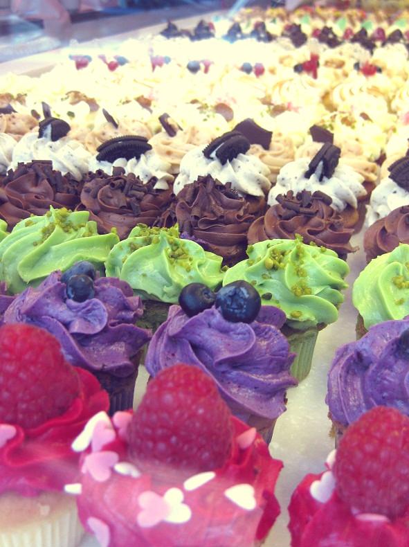 läckra cupcakes