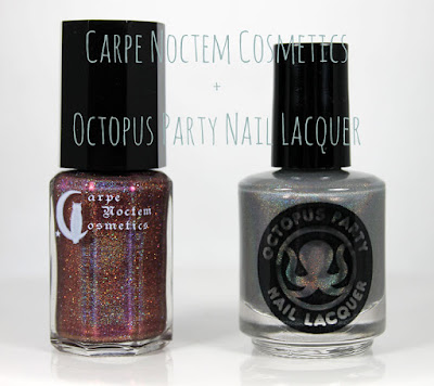 Octopus Party Nail Lacquer + Carpe Noctem Cosmetics