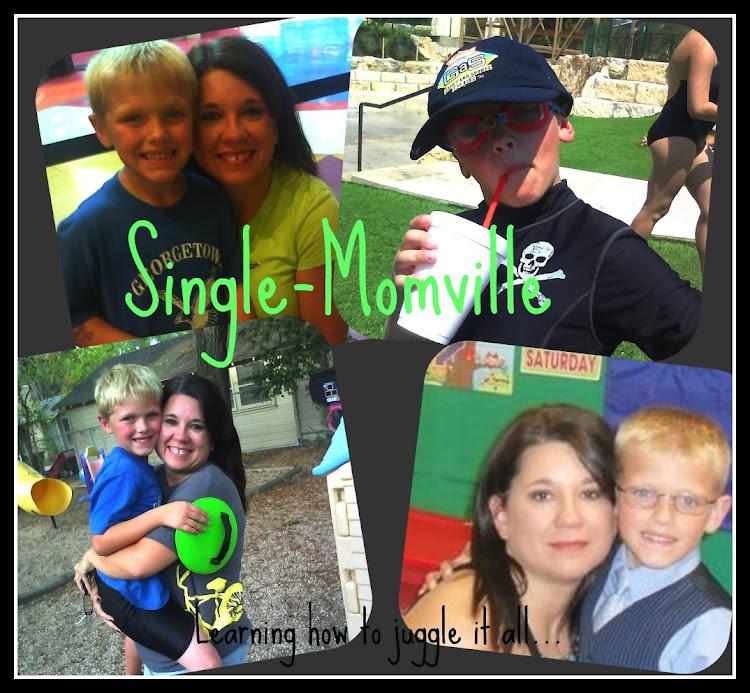 Single Mom-ville